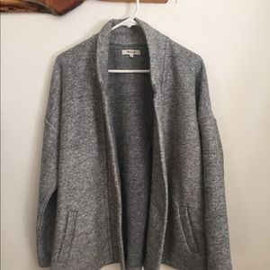 Madewell wool blend jacket